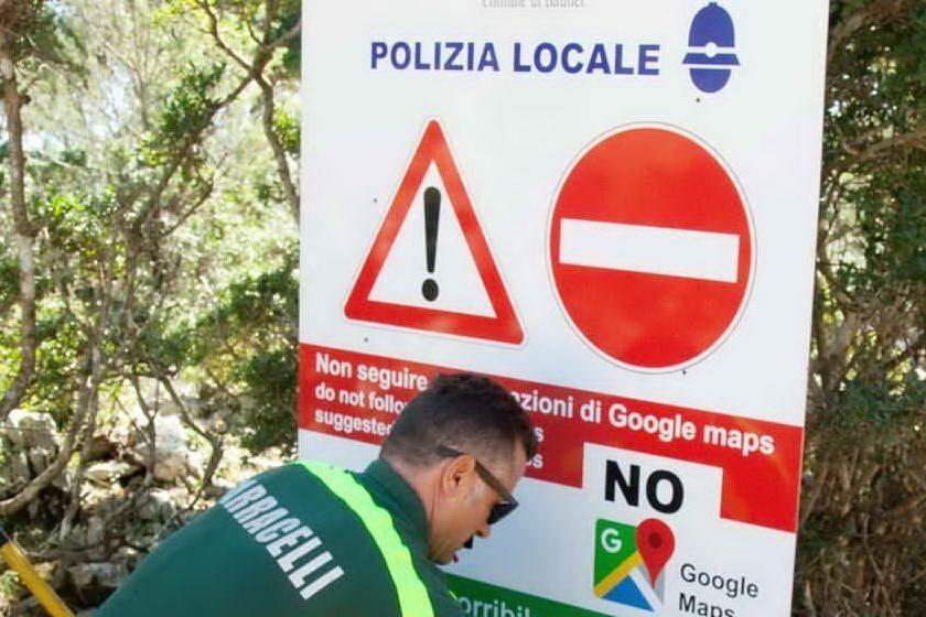 """Google chiama il sindaco di Baunei: """"Stiamo rivedendo le mappe dell'Ogliastra"""""""