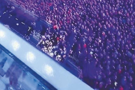 """Salmo, il concerto a Olbia diventa un caso politico: """"Nizzi si dimetta"""""""