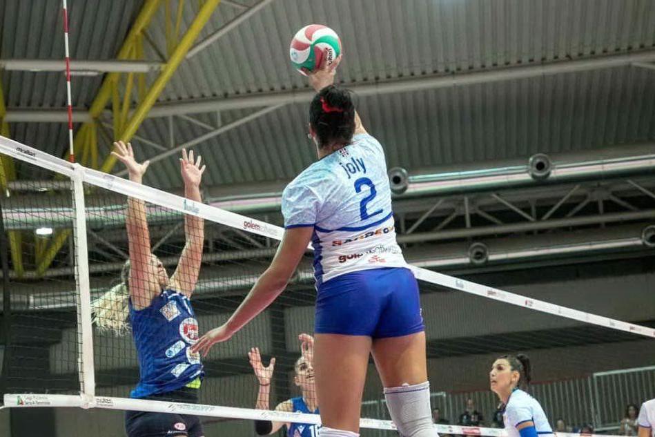 Volley, Hermaea Olbia a Mondovì per il riscatto