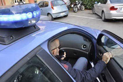 Fiumicino, tassista picchia un passeggero e gli frattura il setto nasale