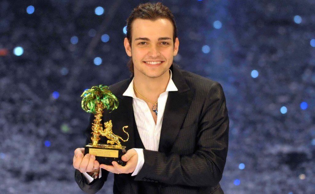 #AccaddeOggi: 21 febbraio 2010, Valerio Scanu vince il Festival di Sanremo