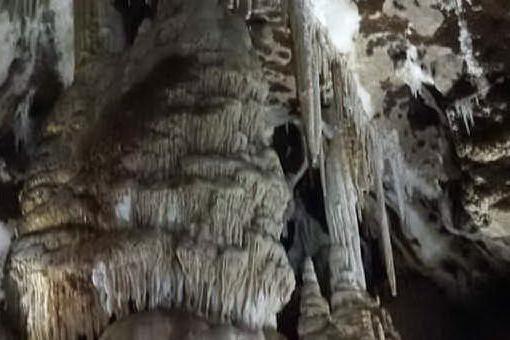 """Viaggio all'interno della grotta di Santa Barbara: """"Un unicum al mondo"""""""