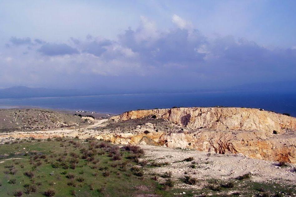 Il sito della Palmas-cave che potrebbe essere valorizzato dall'emiro