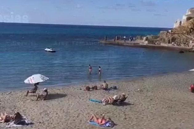 Metalli pesanti nella spiaggia di Masua, imposta la fruizione limitata dell'arenile