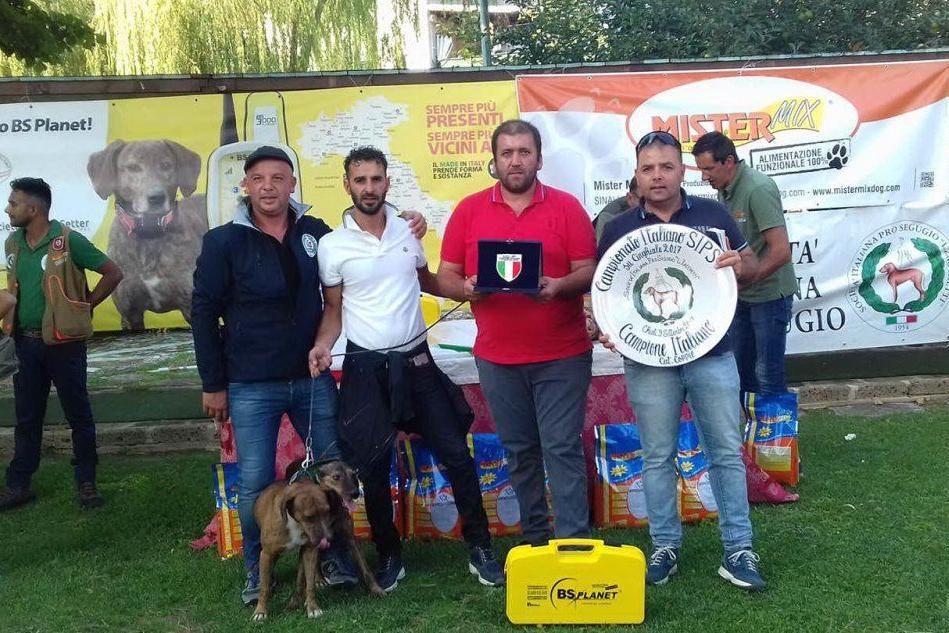 Seguita la cinghiale: Pompita da Oliena vince il campionato nazionale