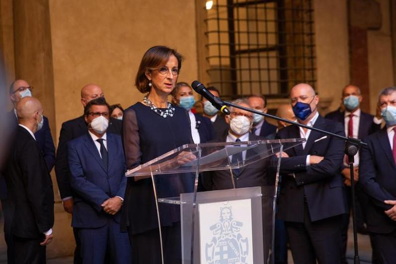 """Strage di Bologna,Cartabia: """"La polvere si sta diradando"""""""