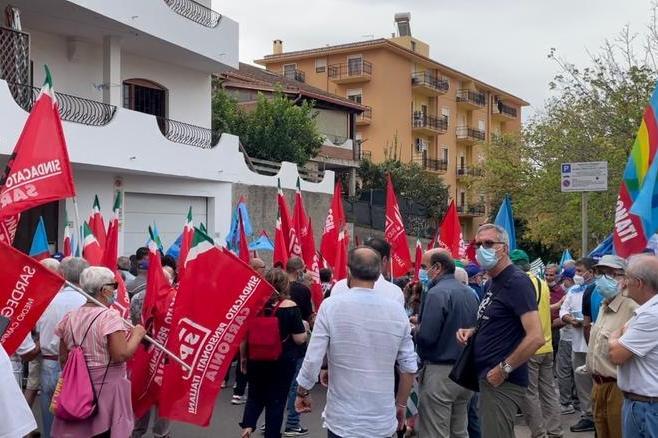 """Sanità pubblica, via da Iglesias alla """"marcia della salute"""""""