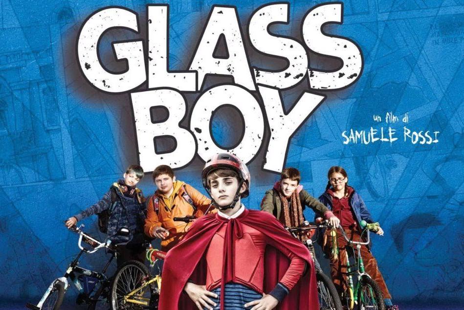 """Un altro premio internazionale per """"Glassboy"""", il film con protagonista Andrea Arru"""