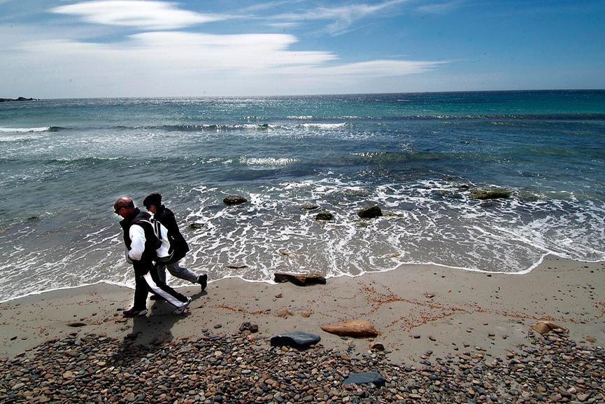 """""""Capitana, una spiaggia che scompare nell'indifferenza"""""""