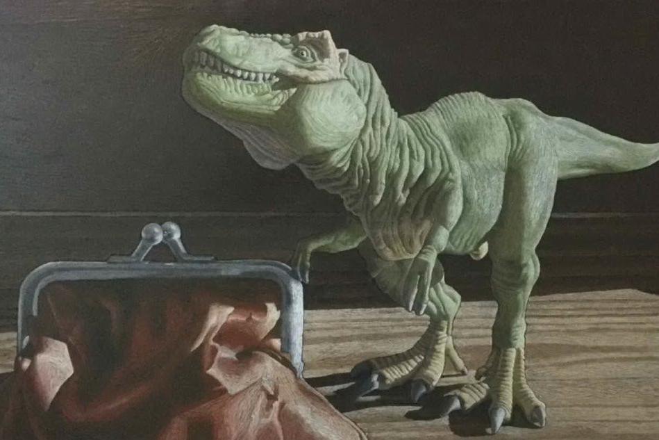 Tirannosaurus Rex, al Temporary Storing della Fondazione Bartoli Felter la personale di Nicola Testoni