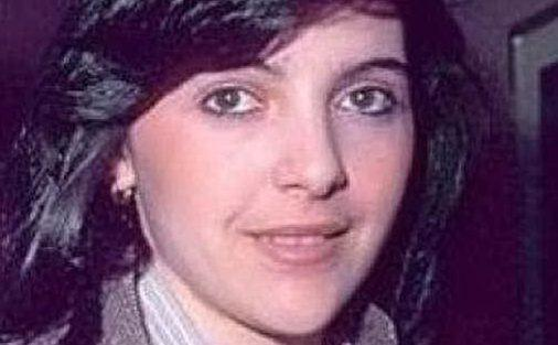 Sabrina Minardi è stata per anni la sua fidanzata