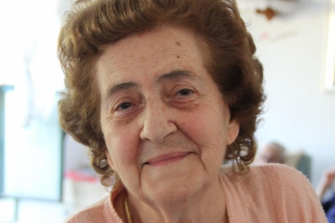"""La """"signorina Renza"""", l'angelo degli anziani"""