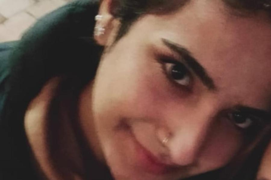 Saman Abbas (foto Ansa)