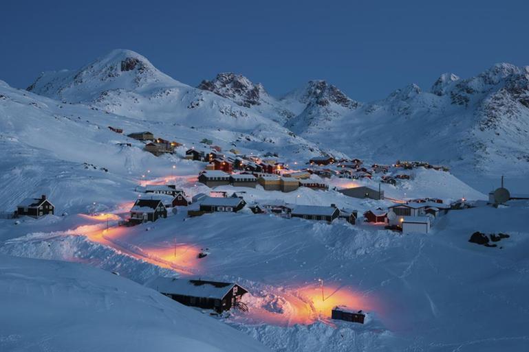 La Groenlandia e il caldo record: per la prima volta piove sulla calotta glaciale
