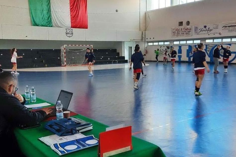 Pallamano Youth League, Salerno e Hac Nuoro alle fasi finali