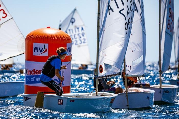 Vela, tre sardi trionfano ai Campionati italiani giovanili a Cagliari