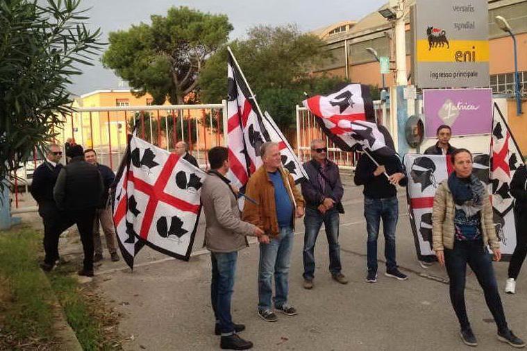 Crisi Astaldi: sit-in sui ritardi delle bonifiche