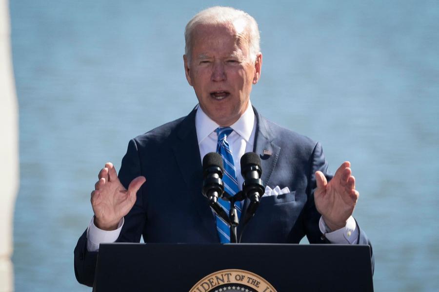 """Biden: """"Difenderemo Taiwan in caso di attacco della Cina"""""""