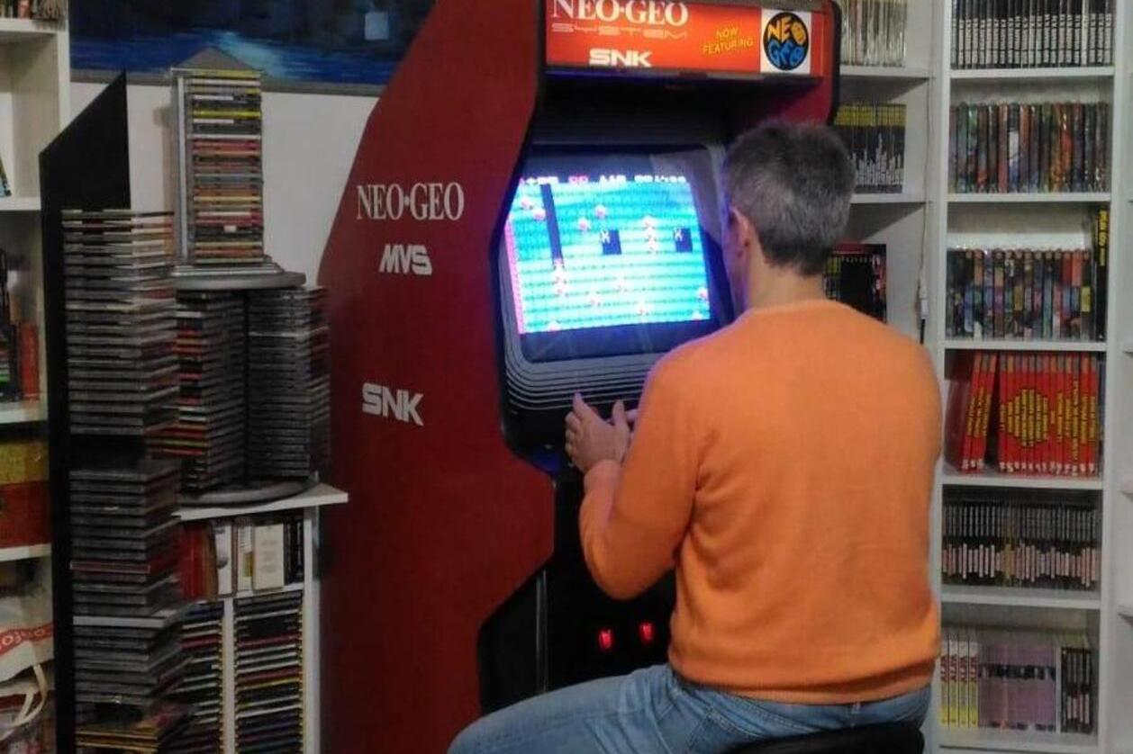 I videogiochi Anni '80