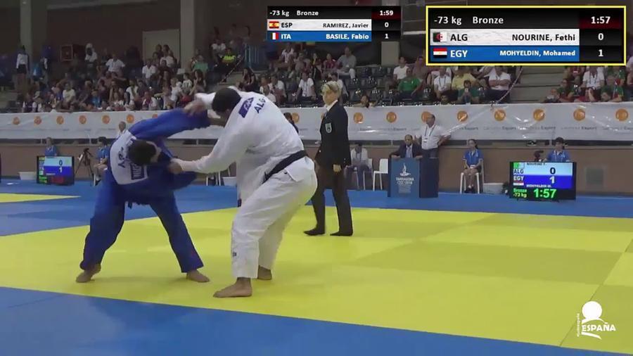 Tokyo, primo caso politico: judoka algerino si ritira per non affrontare un israeliano - L'Unione Sarda.it