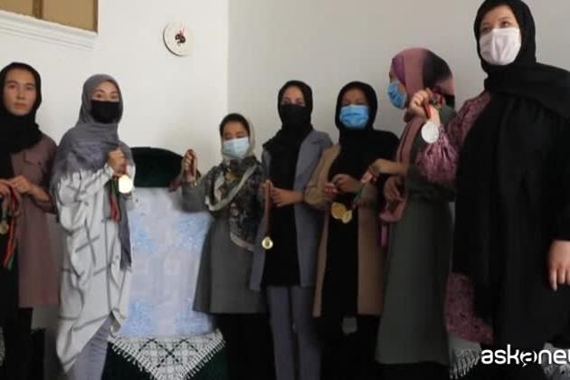 "Le atlete afgane di taekwondo: ""Non fermate i nostri sogni"""
