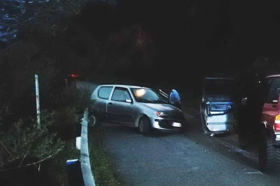 Villacidro, scontro fra auto: morto uno dei conducenti