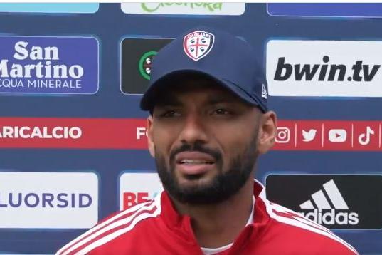Joao Pedro (frame video Cagliari Calcio)