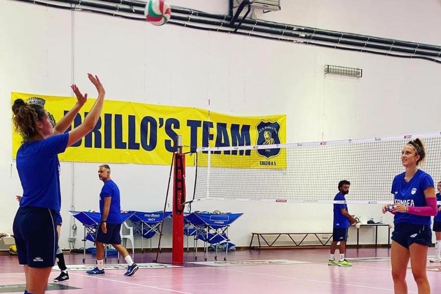 Volley, primi test per l'Hermaea Olbia: galluresi al Torneo Valchiavenna contro il Monza di Alessia Orro