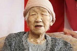 Giappone, 117 candeline per la donna più anziana del mondo