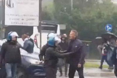 """Mihajlovic: """"Un agente in divisa mi ha urlato zingaro di m***"""""""