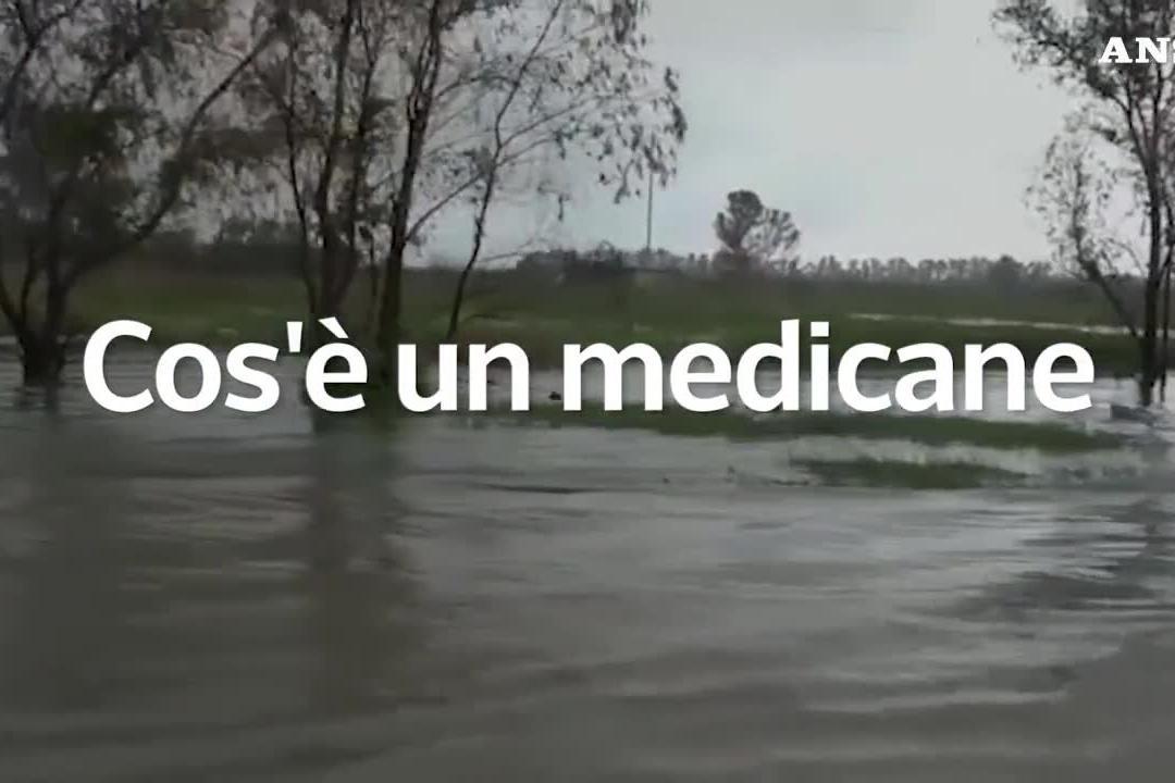 """Cosa è il """"Medicane"""" che ha devastato Catania"""