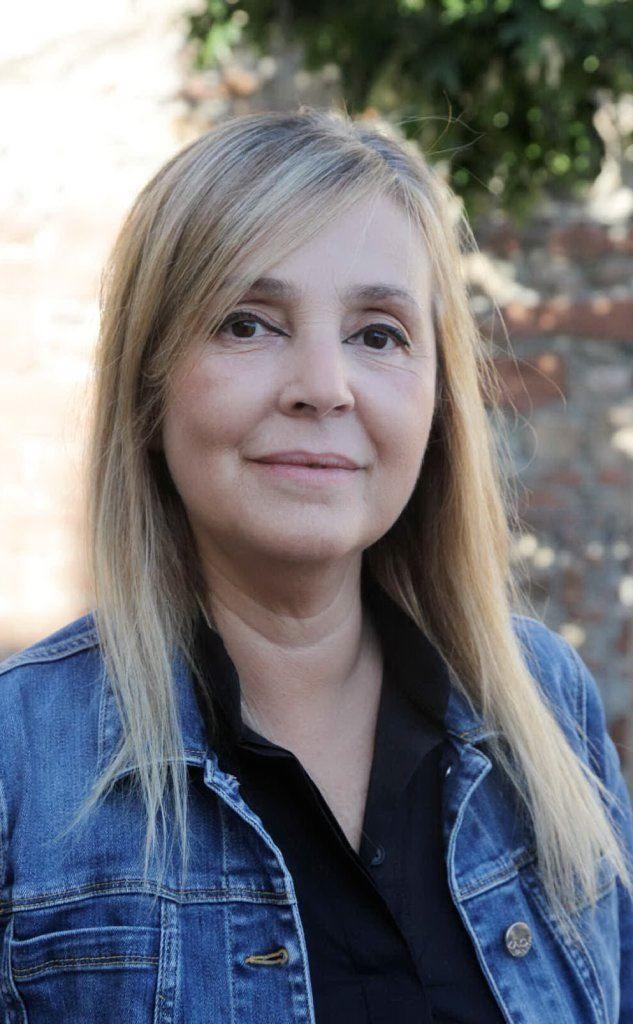 """Battistina Mesina, 52 anni, candidata della lista \""""In Orthulle\"""" (foto Ettore Loi)"""