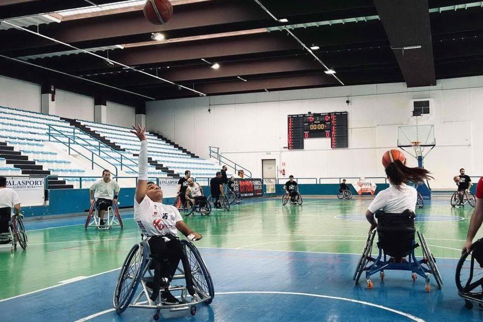 Basket in carrozzina: Porto Torres si fa sorprendere in casa dal Padova, 64-69