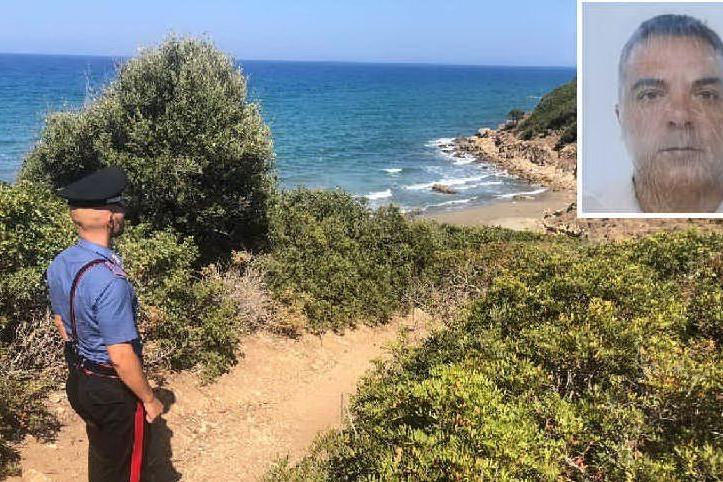 Feraxi, tragedia in spiaggia: muore un 53enne di Selargius