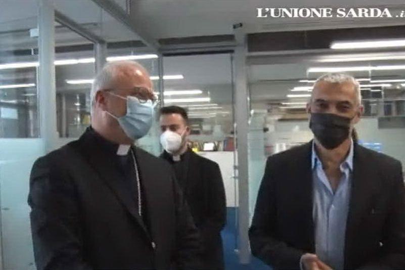 """Monsignor Baturi: """"La fede ci aiuterà a ripartire"""""""