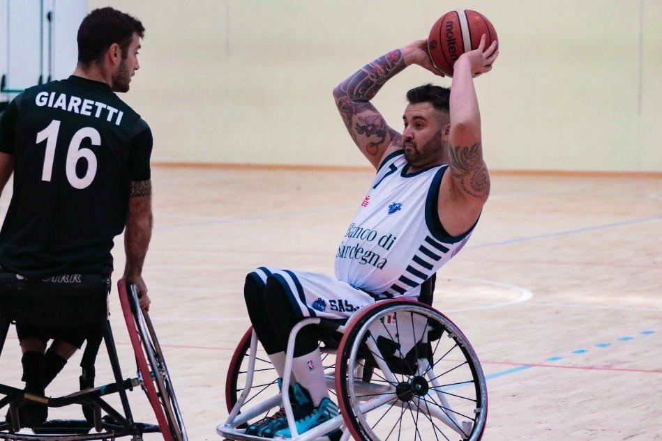 Il capitano della Dinamo Lab Claudio Spanu (foto concessa)