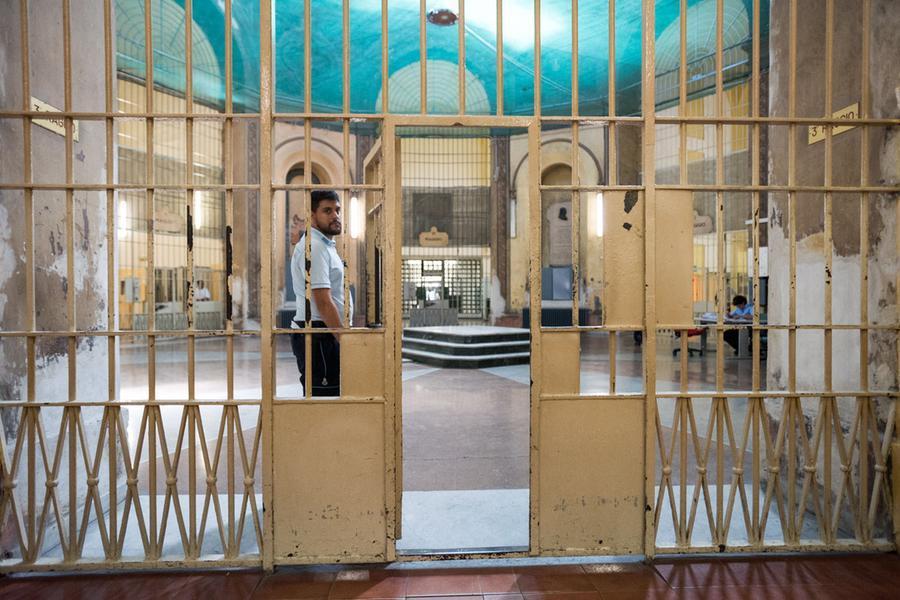 San Vittore (Archivio L'Unione Sarda)