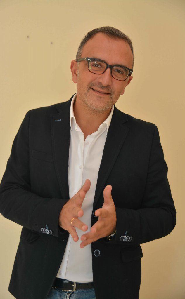 Nicola Comerci, 44 anni, lista Tempio cambia (foto Busia)