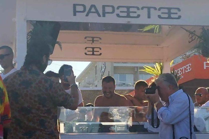 Evasione fiscale, sequestrato mezzo milione di euro allo stabilimento balnearePapeete