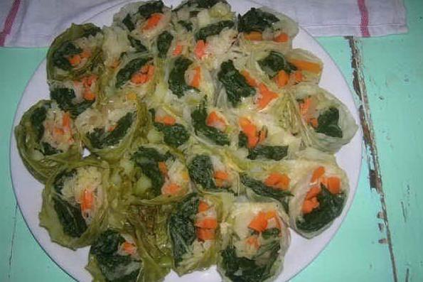 Un piatto vegano (foto archivio L'Unione Sarda)