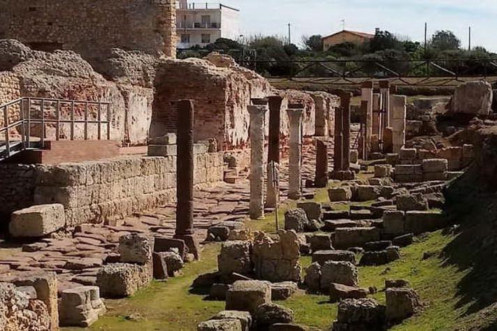 Percorsi di archeologia a Porto Torres: via al progetto