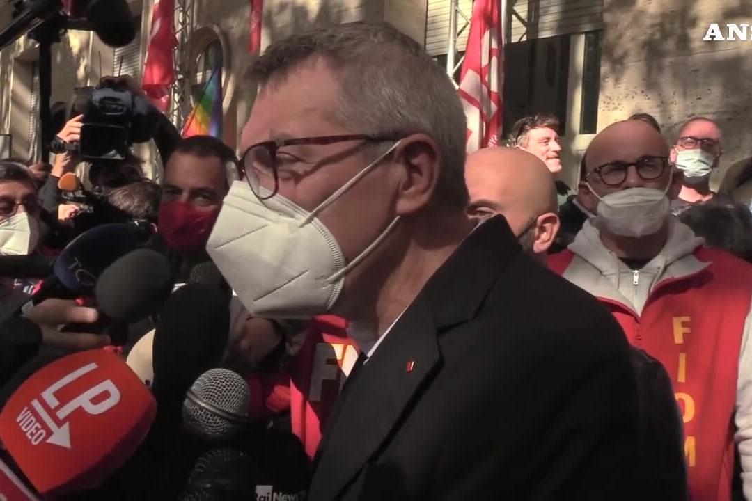"""Cgil, Landini: """"Atto squadrista e fascista. Il governo sciolga questi gruppi"""""""