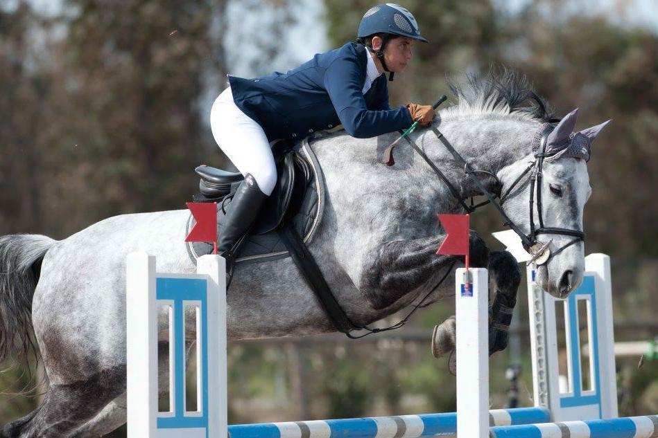 Equitazione, a Maracalagonis duello in famiglia Carcangiu-Lorenzoni