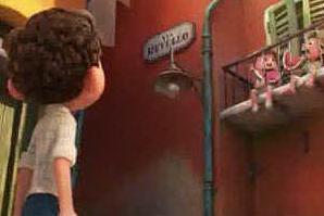 """""""Luca"""", il nuovo film Pixar ambientato in Italia"""
