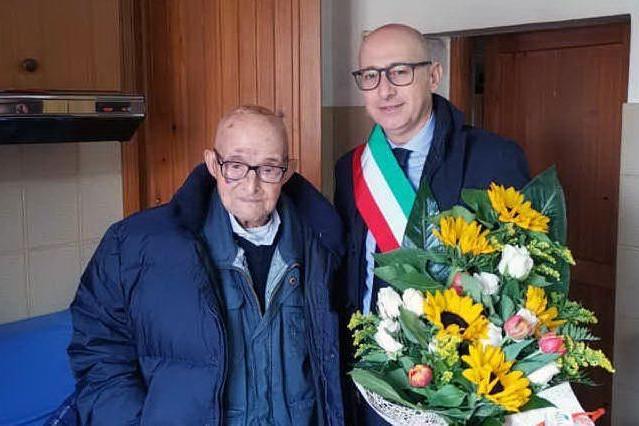 Baressa in lutto per la morte di Ettore Tatti, aveva 103 anni