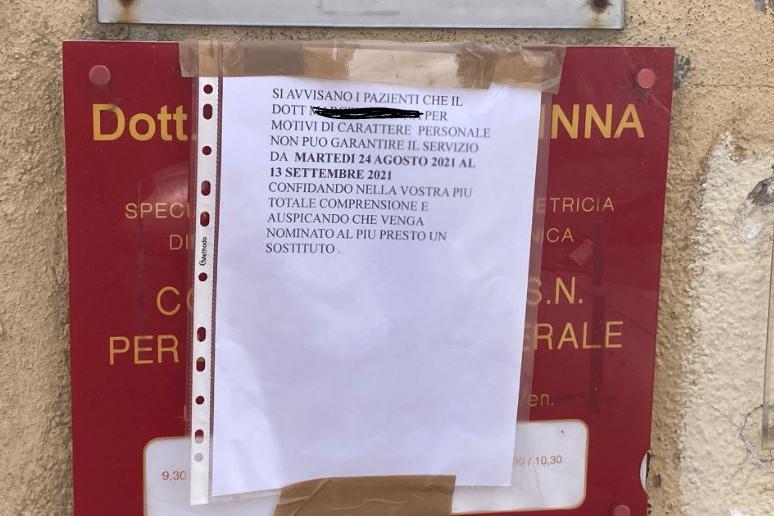 """Porto Torres:il medico chiude per """"motivi personali"""",pazienti nel caos"""