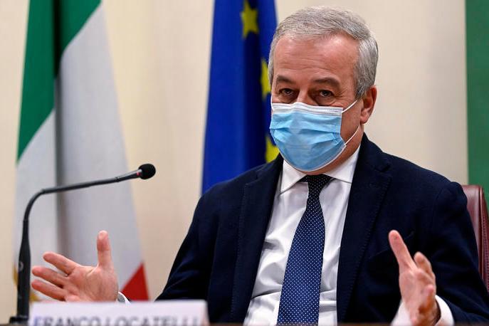 Franco Locatelli (foto Ansa)