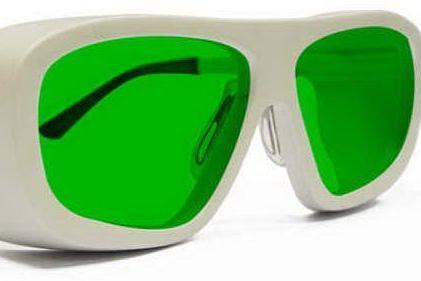 Gli avveniristici occhiali (foto da sito web ufficiale)