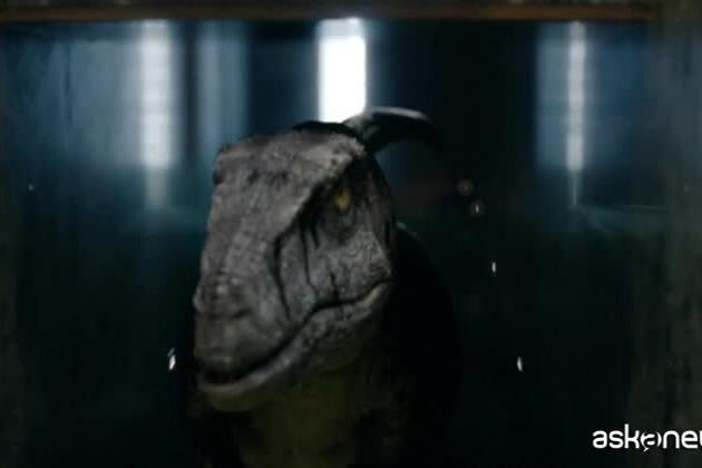 """Un dinosauro all'Onu per il clima: """"Non scegliete l'estinzione"""""""