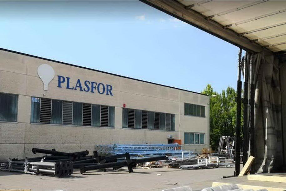 La Plasfor (foto Google Maps)